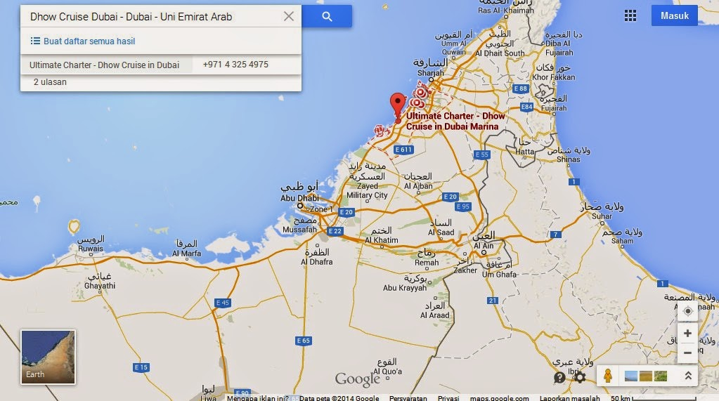 UAE Dubai Metro City Streets Hotels Airport Travel Map Info on