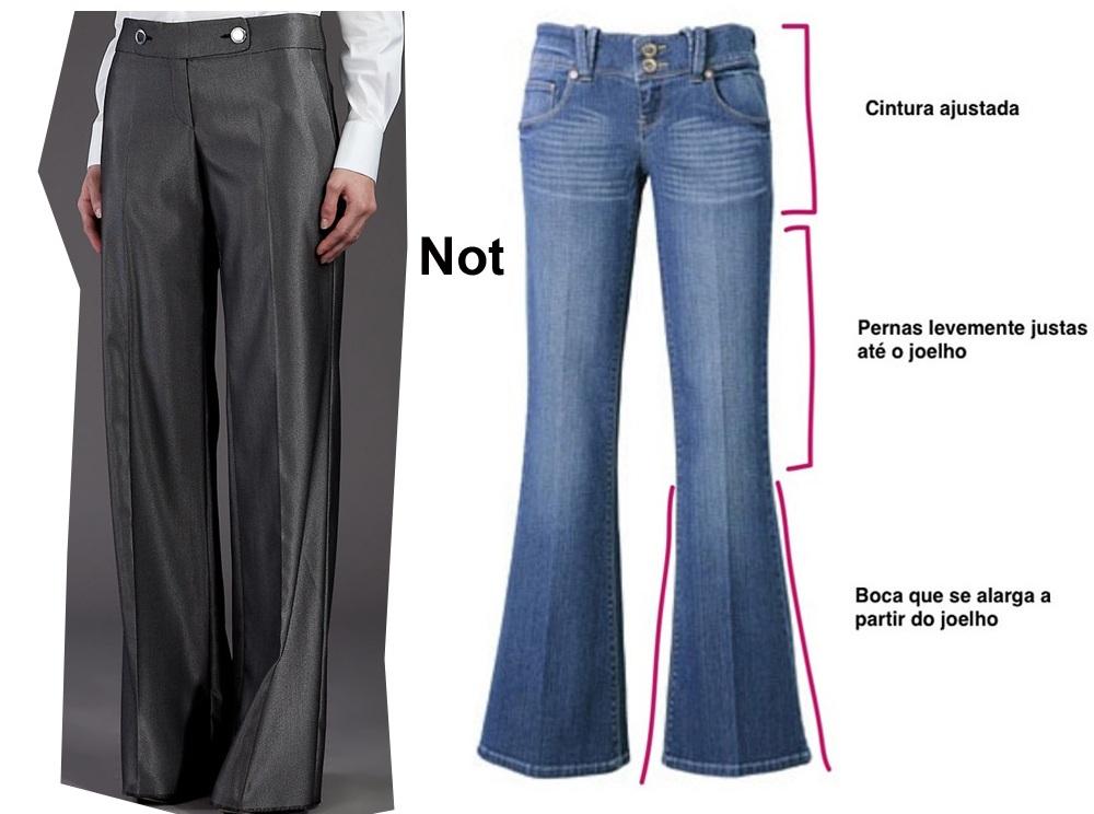 modos da moda online la mode calça flare