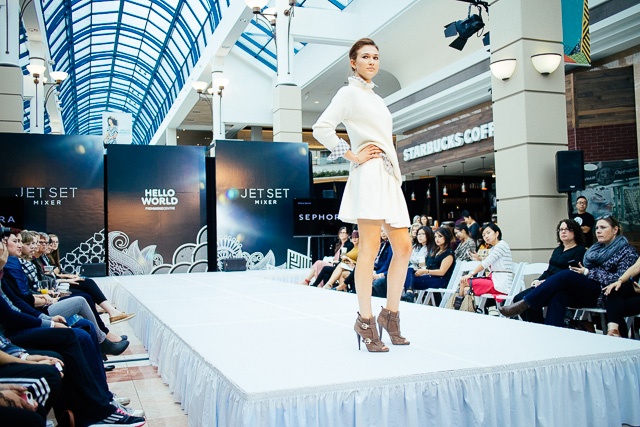 Fashion events in Vancouver.