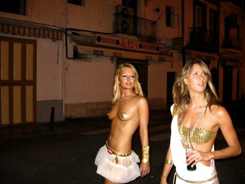 Sex tap public paris