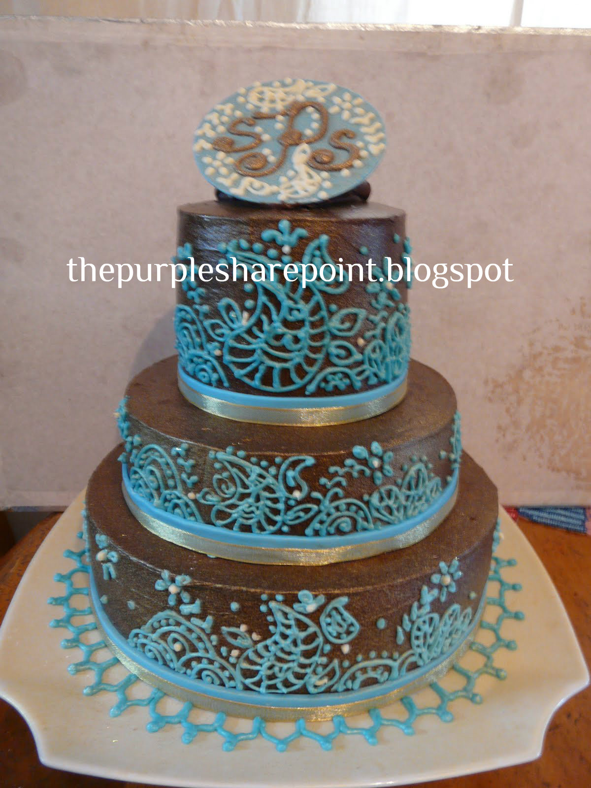 Cake Design In 2018 : Pin Henna Decoratie Cake on Pinterest