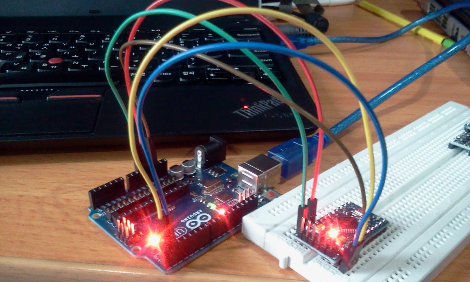 Spi on raspberry pi