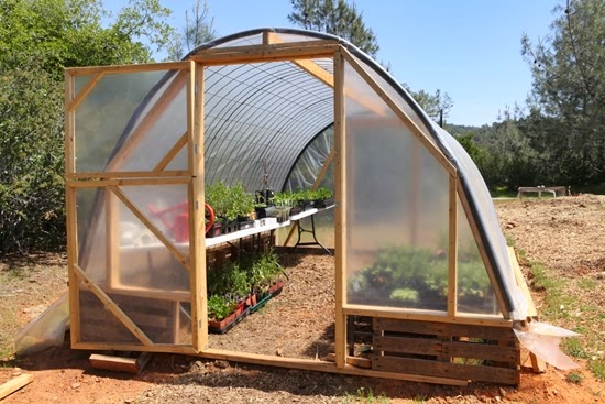 Greenhouse Tarps