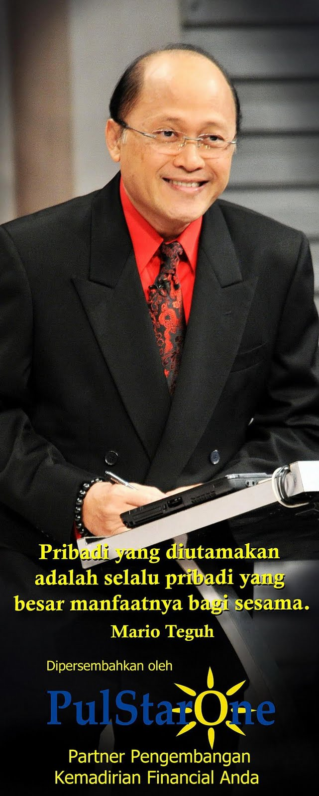 Biography of mario teguh biographies famous leaders biography of mario teguh reheart Choice Image