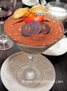Italian, best restaurant, Delucca, Changkat Bukit Bintang, dessert