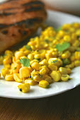 Jalapeno Corn with Brown Mustard Seeds