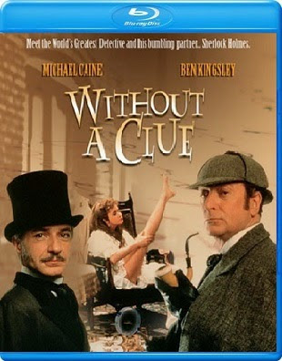 Without a Clue 1988 Dual Audio [Hindi Eng] BRRip 480p 300mb