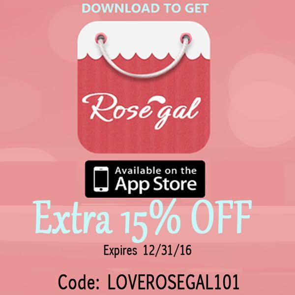 ❤ Rosegal