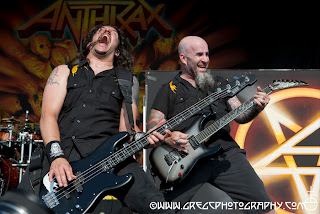Anthrax nominados al Grammy