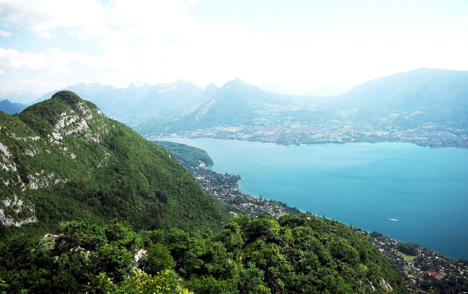 Annecy trail tour du lac