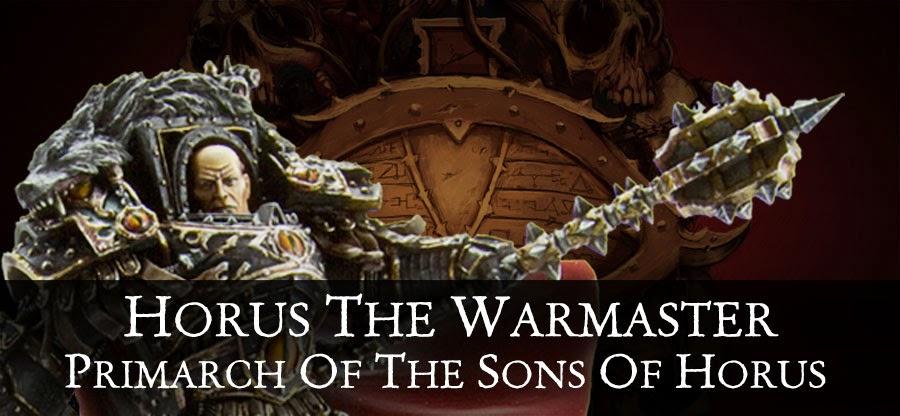 Novedades de Forge World: Newsletter #393: Horus Señor de la Guerra