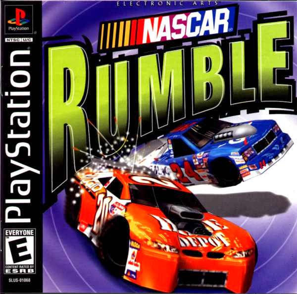 Nascar Rumble ps 1
