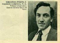 Ficha técnica y C.V Del presidente Piñera