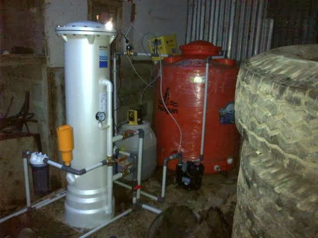 Filter Air Rumah Tangga Bekualitas Pegangsaan Jakarta Utara