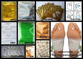 Foot Detox Patch Jungong >>> klik