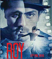 Roy Hindi Movie 2015