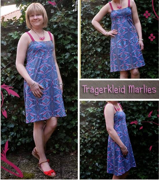 Trägerkleid Marlies by Allerlieblichst