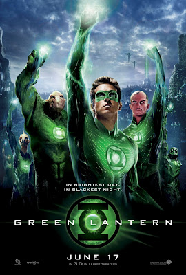 Green Lantern - Green Lantern Corps Theatrical One Sheet Movie Poster