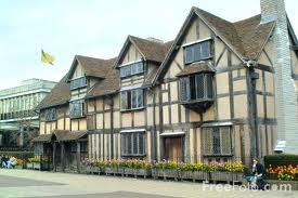 Shakespeares birthplace - Stratford-upon-avon