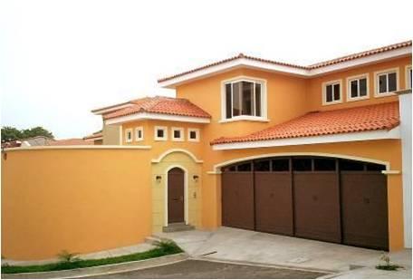 Casas mexicanas marzo 2012 - Colores para fachadas rusticas ...