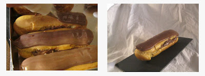 Eclair %25C3%25A0 la vanille6 Eclairs au chocolat