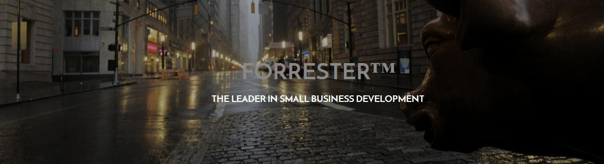 Forrester™ | Contact Us