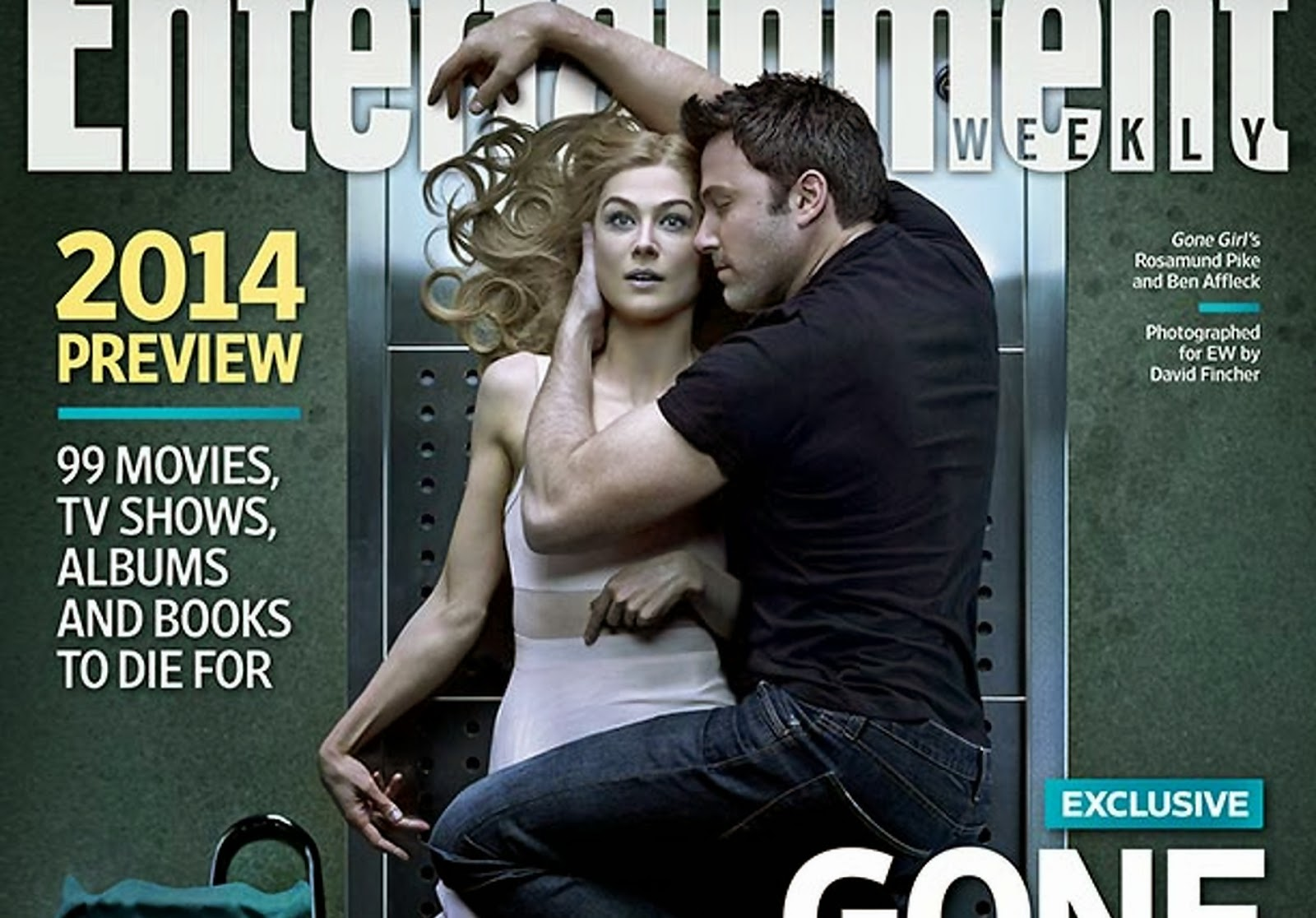 Gone Girl: First Look