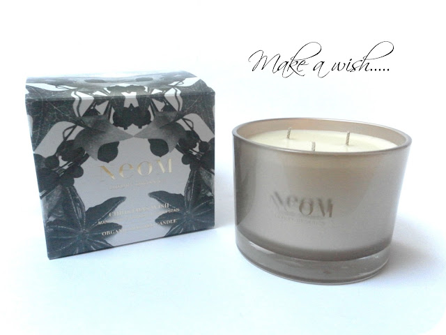 NEOM Make a Wish Home Candle