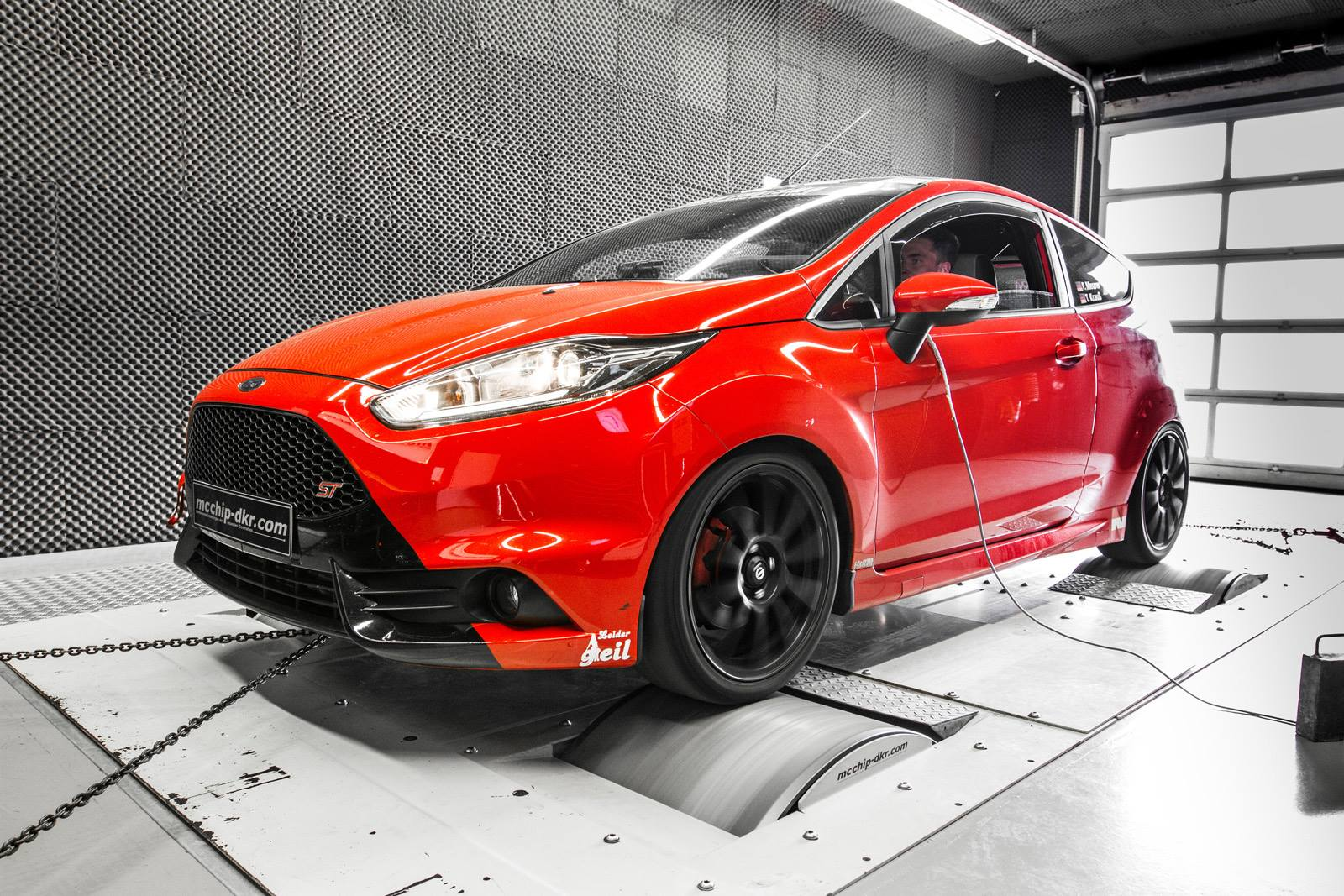 mcchip dkr ford fiesta st 1 6 turbo now produces 266 ps power. Black Bedroom Furniture Sets. Home Design Ideas