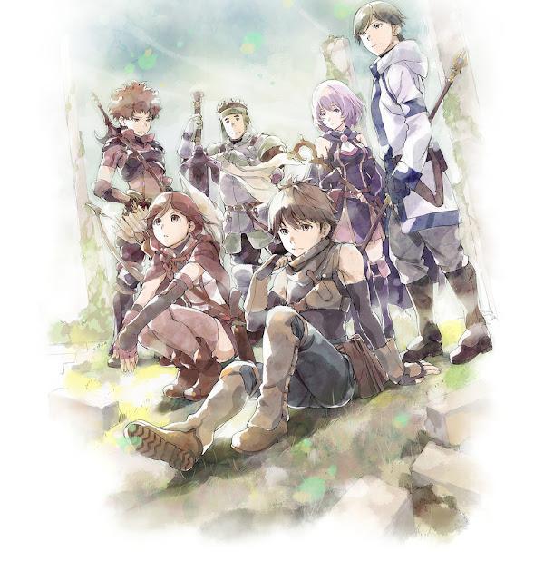 Tanggal Tayang, PV Terbaru, Dan Visual Baru Anime 'Hai to Gensou no Grimgar' Diperlihatkan