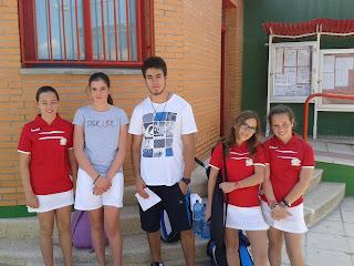 Campeonato de aragon femenino alevin femenino.