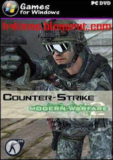 Counter Strike 1.6 Modern Warfare 2