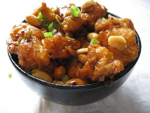 Kung Pao Chicken Recipe |Chinese Food Recipes 中餐食谱