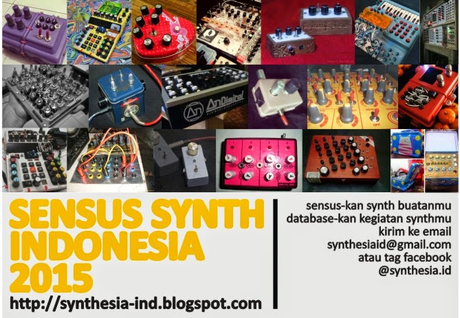 SENSUS SYNTH INDOENSIA 2015