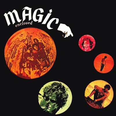 Magic - Enclosed 1969 (USA, Psychedelic Rock)