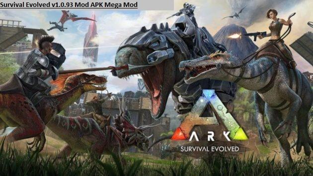 Survival Evolved v1.0.93 Mod APK Mega Mod