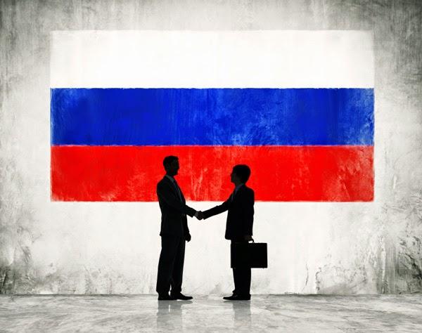 Sijoittaminen Venäjälle