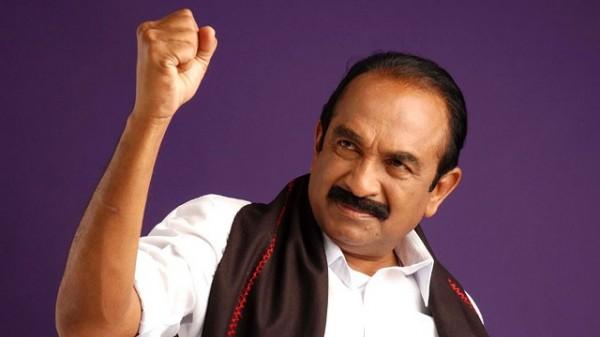 Vai.Ko The Ethnical Leader of Tamils in Tamilnadu