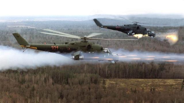 Η ρωσική Αεροπορία βομβάρδισε αμερικανική βάση στη νότια Συρία
