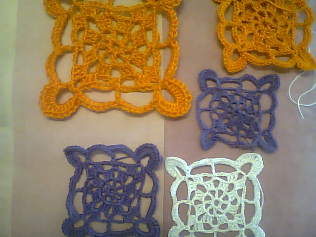 Es lo que hay mis cosas y yo aplicaci n de ganchillo - Aplicaciones de crochet para colchas ...