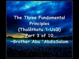The Three Fundamental Principles (3/10)