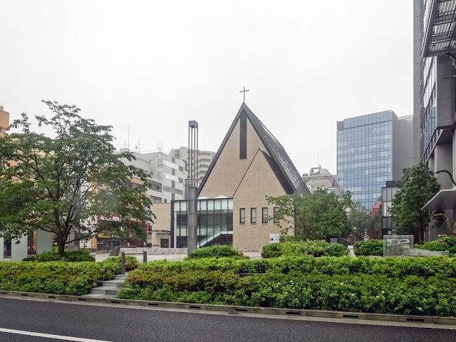 富士見町教会〈著作権フリー無料画像〉Free Stock Photos