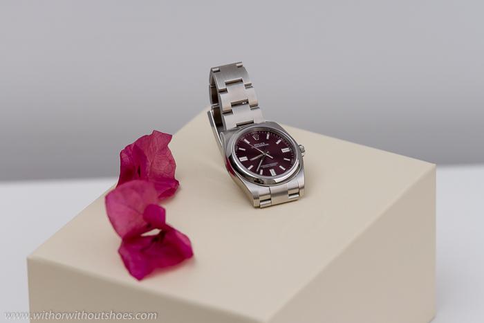 BLogger de Valencia reloj Rolex