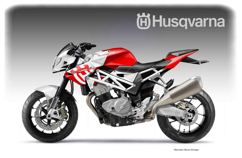 Husqvarna New 900cc Parallel Twin Road