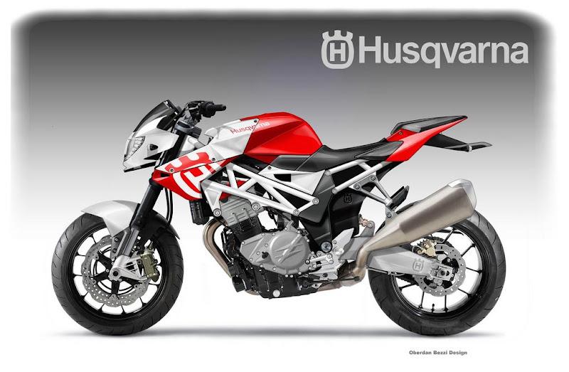 Husqvarna New 900cc