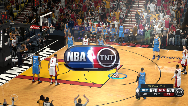 how to call for screen nba 2k17