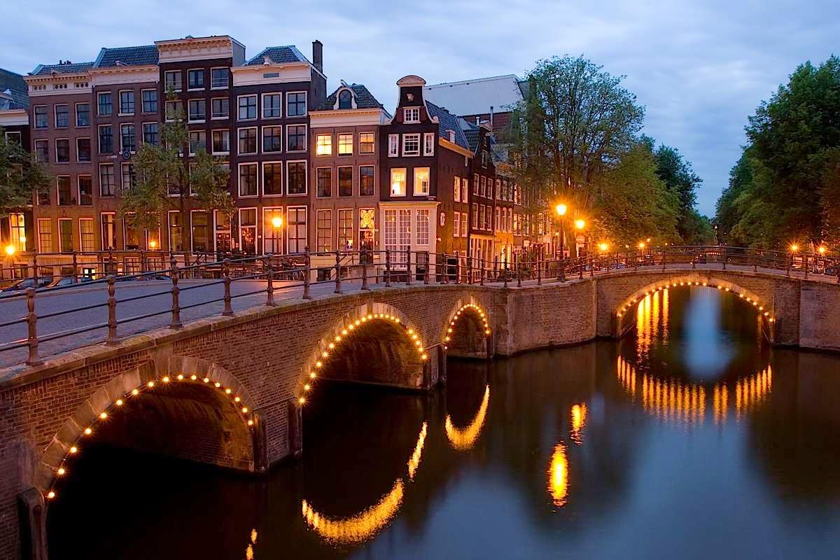 Melhores lugares para viajar Amsterdam