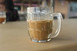 secawan teh tarik