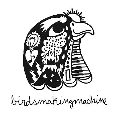 Discosafari - BIRDSMAKINGMACHINE - BMM001 - Birdsmakingmachine