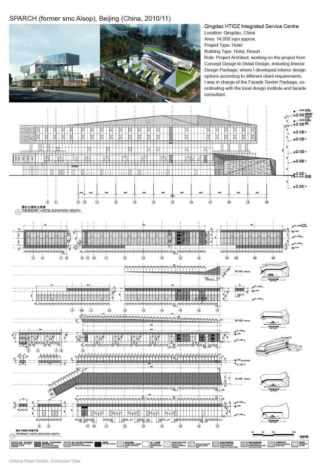 one team architects cristina p eacute rez guill eacute n cv cristina peacuterez guilleacuten cv